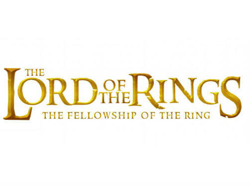 The Lord of the Rings Font