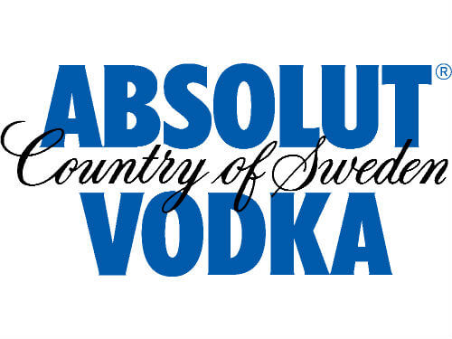 Absolut Vodka Font