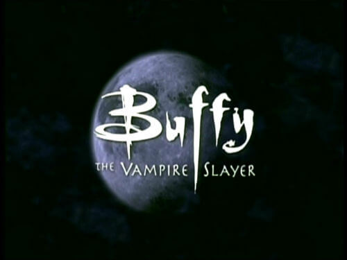 Buffy the Vampire Slayer Font